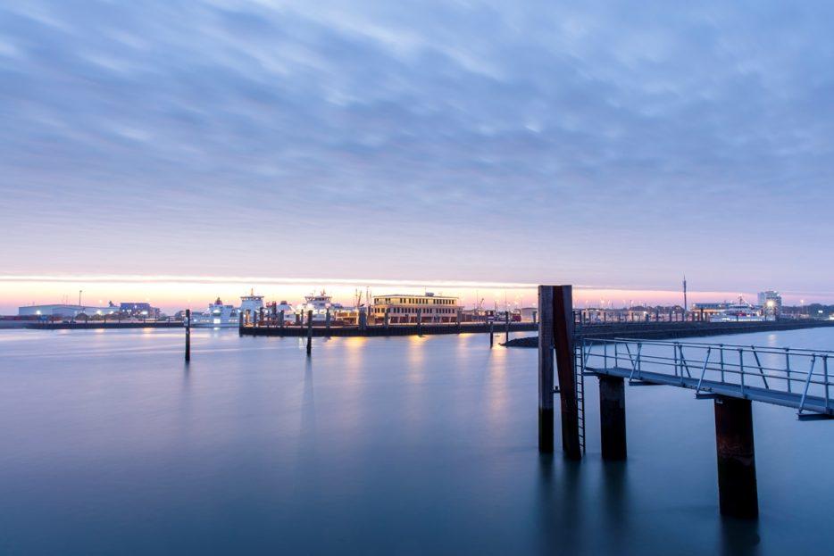 Port of Norddeich